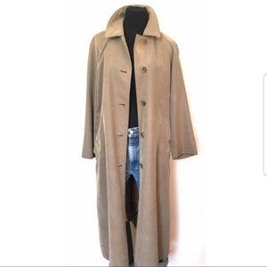 Authentic Vintage Burberry coat